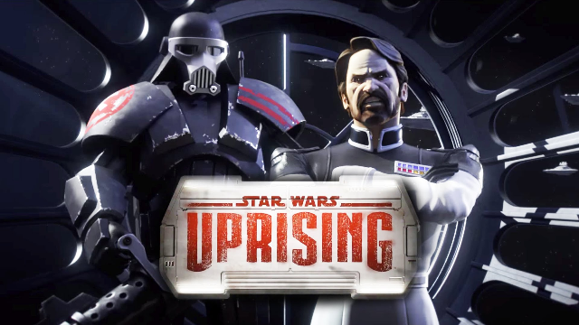 [Review] - Star Wars Uprising