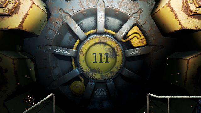 Hype Train: Fallout 4 Invades London Underground