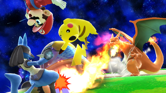 Cloud Revealed as New Character in Super Smash Bros