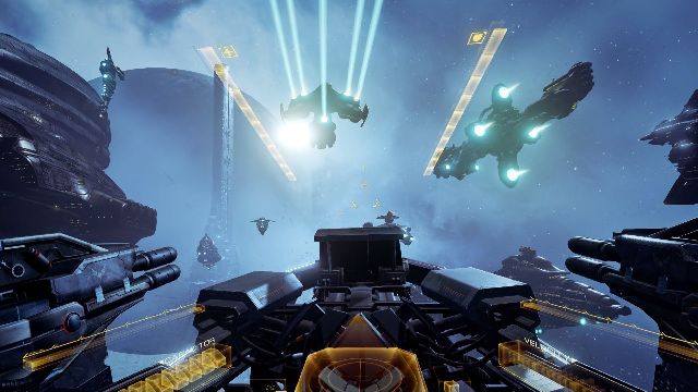 EVE: Valkyrie Is An Oculus Rift Pre-Order Incentive