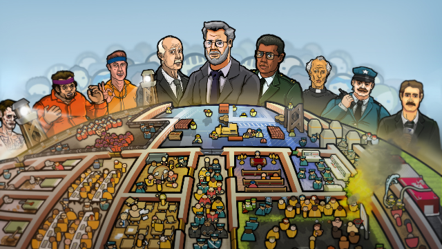 Prison Architect Get Sentenced to Xbox One, PlayStation 4 and Xbox 360 This Spring