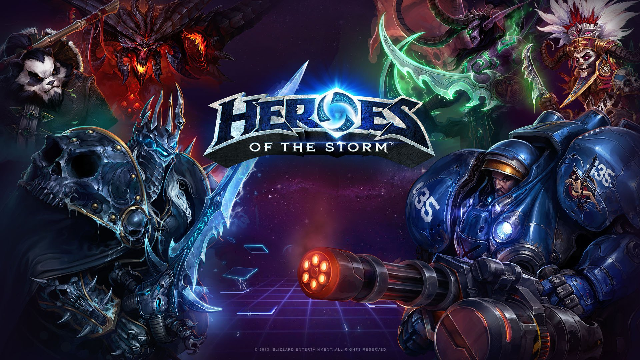 Heroes Of The Storm Gets New Characters