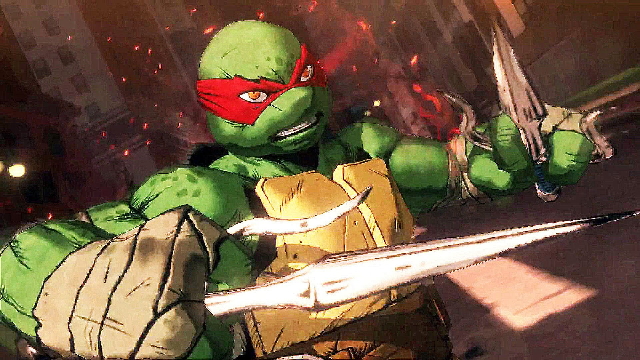 First Look at the New Ninja Turtles Title