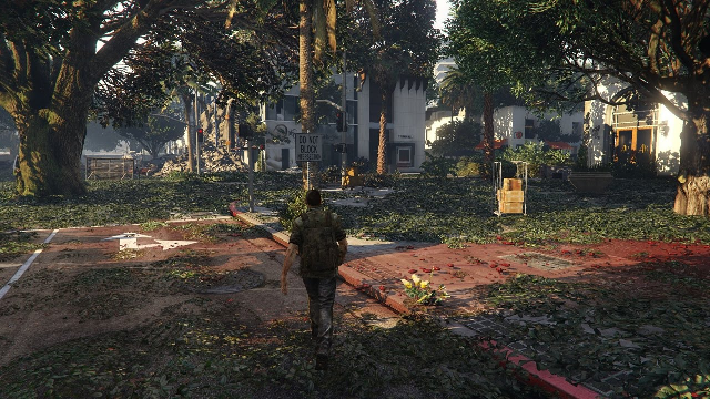 GTA V Mod Recreates The Last Of Us