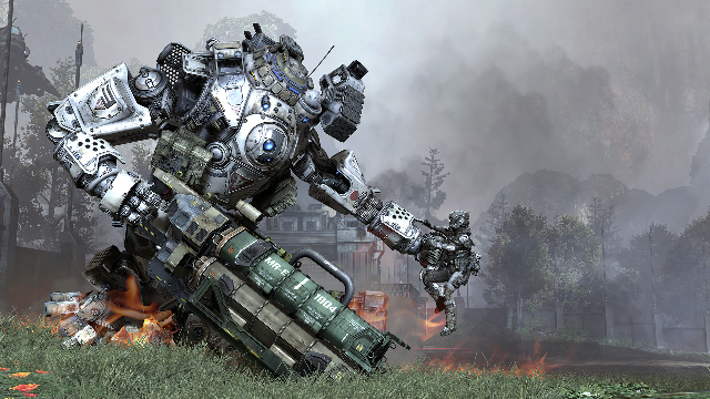 Titanfall 2 Will Have Single Player Campaign and Spinoff TV Show