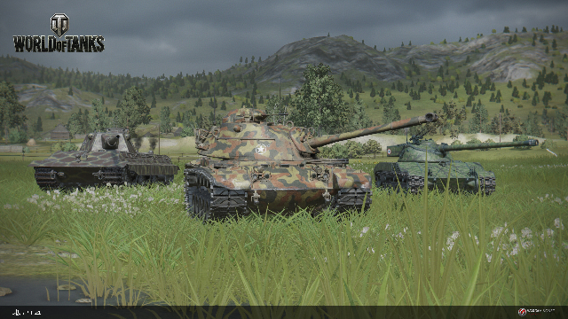 World of Tanks PS4 Review