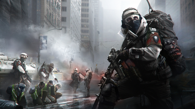 Tom Clancy's The Division Open Beta Dates Revealed