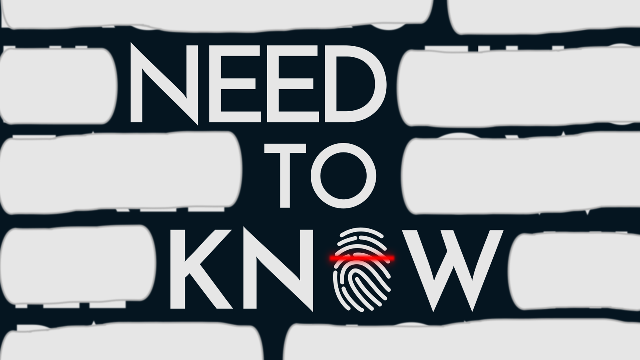 Snowden Inspired game: Need to Know