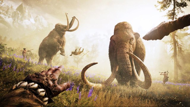 New Trailer For Far Cry Primal