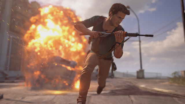 Uncharted 4: A Thief's End Story Trailer