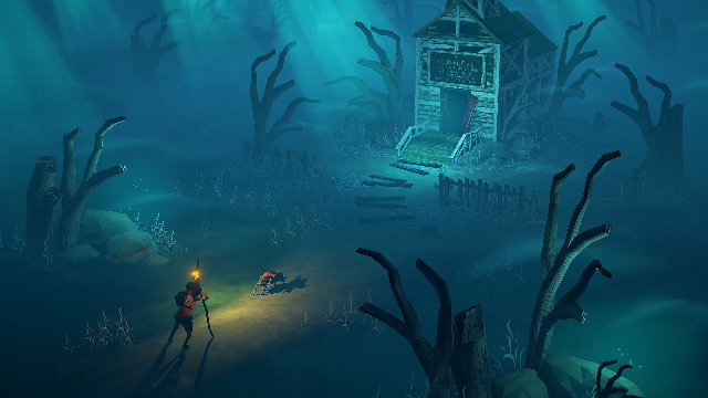 The Flame In The Flood Launch Trailer