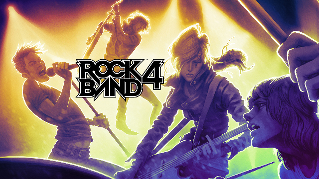 Mad Catz Out, PDP In For Rock Band 4