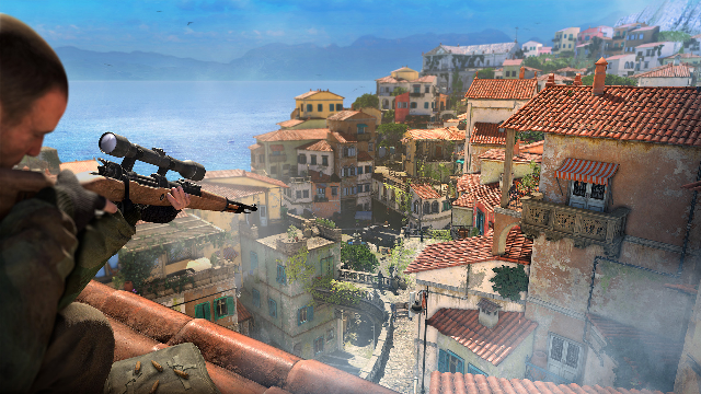 Sniper Elite 4 Announced