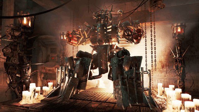 Fallout 4's First DLC - Automatron Launches March 22nd