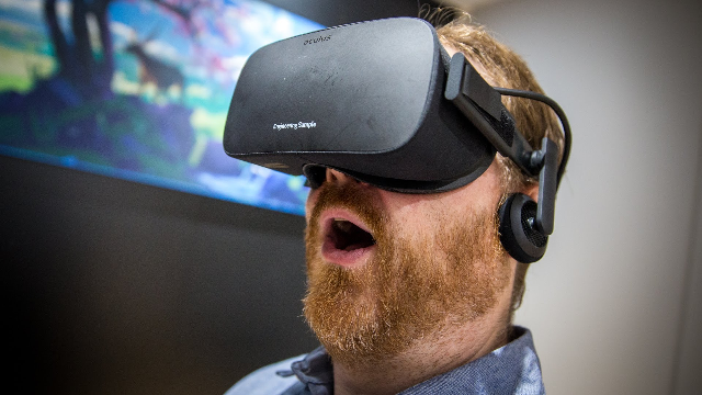 Oculus Releases Games Working with Rift