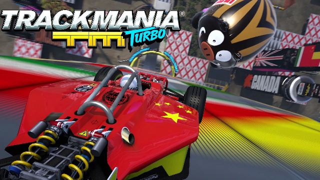 Trackmania Turbo Gets A Launch Trailer