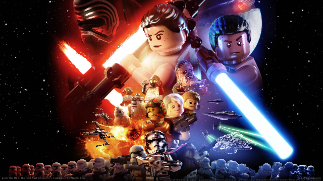 New LEGO Star Wars The Force Awakens Gameplay Trailer Released