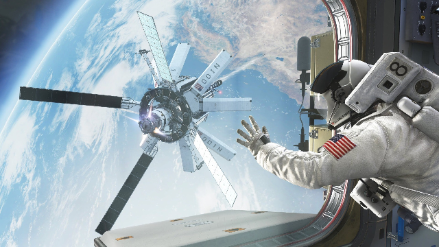 Rumor: Next Call Of Duty Will Take Place In Space