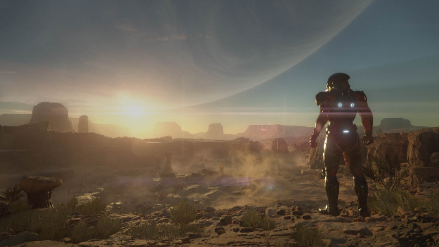 Mass Effect: Andromeda Gameplay Leaks Online