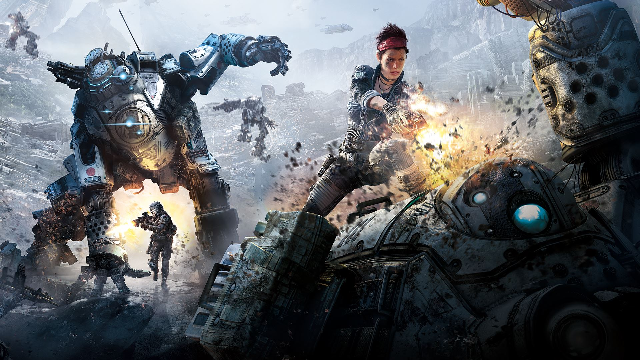 Titanfall 2 Formally Announced