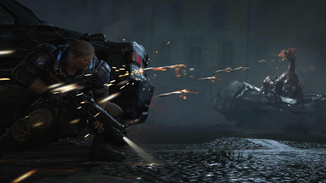 The Gears Of War 4 Beta Will Offer Exclusive Rewards