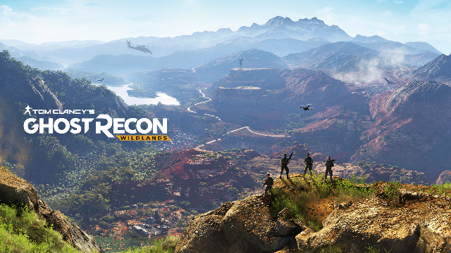 Tom Clancy's Ghost Recon Wildlands We Are Ghosts Trailer