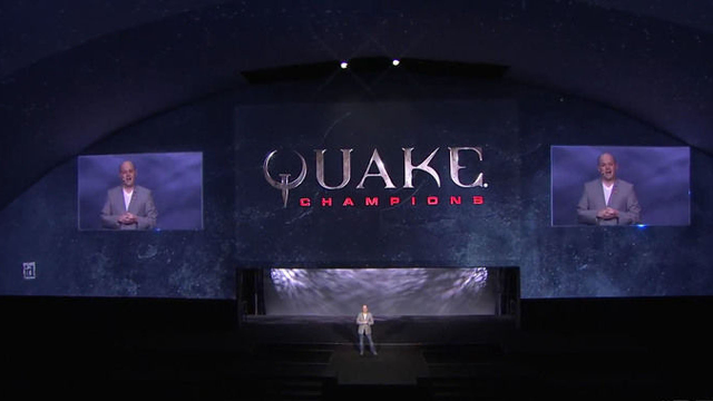 Quake Champions Announced