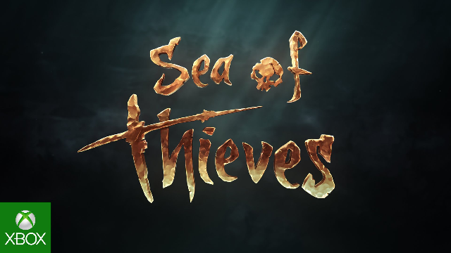Sea Of Thieves Gameplay Reveal Trailer
