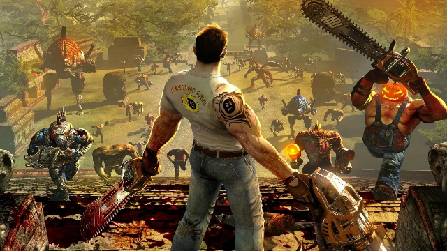 Serious Sam In VR