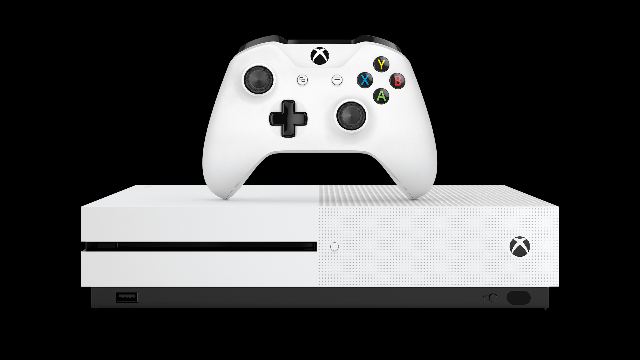Xbox One S Confirmed