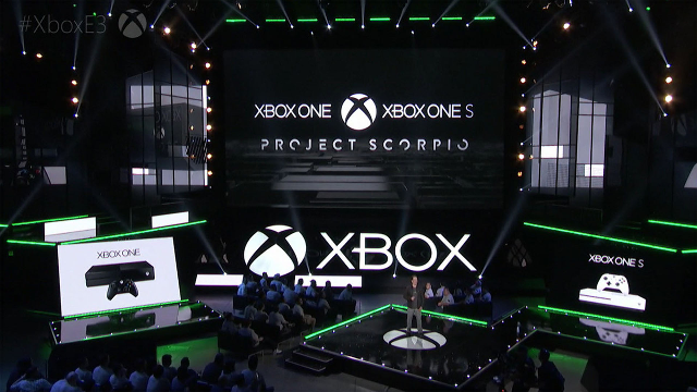 Xbox One Project Scorpio Details