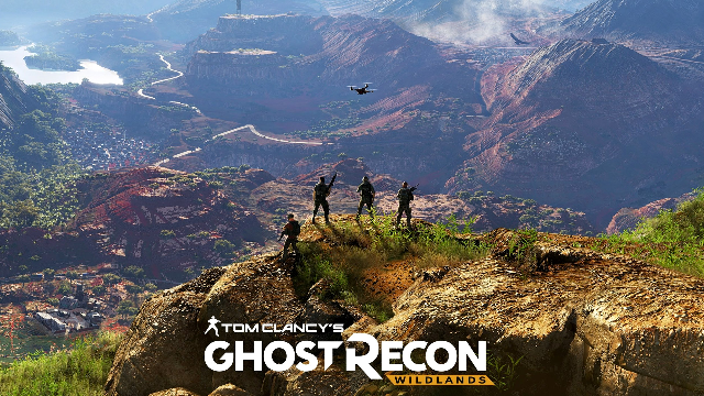 Ghost Recon Wildlands Release Date, Gameplay Revealed