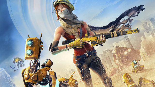 ReCore Gameplay Revealed