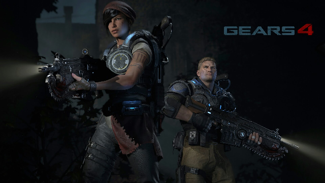 Gears of War 4 Impressions from E3