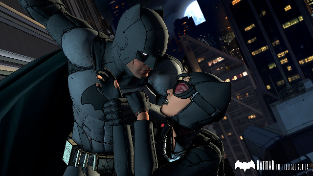 Batman The Telltale Series Eyes On