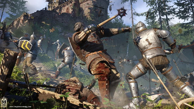Kingdom: Come Deliverance Interview