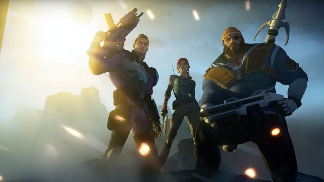 Agents of Mayhem Interview