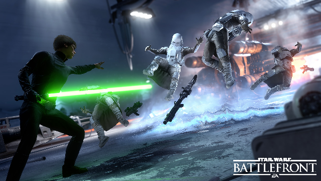Star Wars Battlefront - Skirmish Mode, More Added