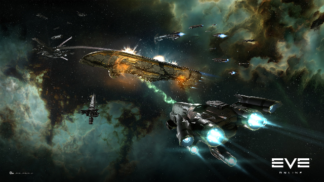Eve Online Going Free To Play This Fall