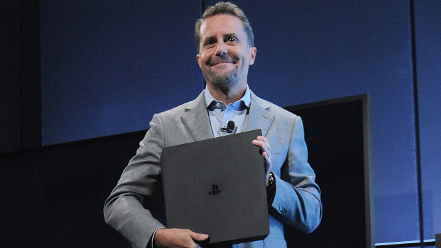 PlayStation 4 Pro & Slim Announced