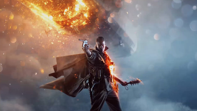 Battlefield 1 Gets Amazing Singleplayer Trailer