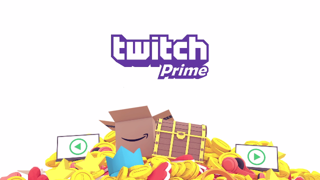 Twitch Announces Twitch Prime