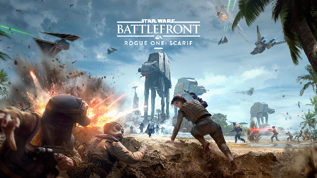 Star Wars Battlefront Final DLC Announced
