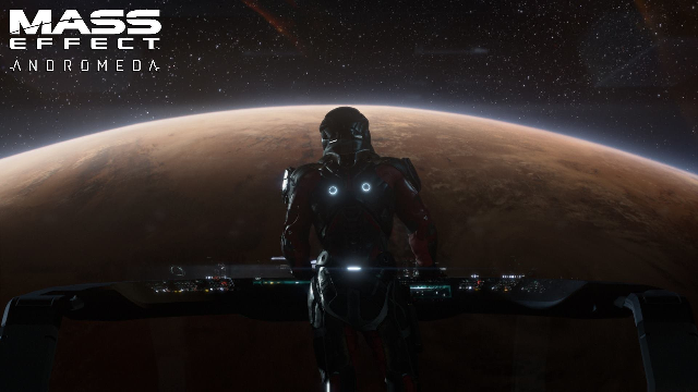 More Mass Effect Andromeda Details Emerge
