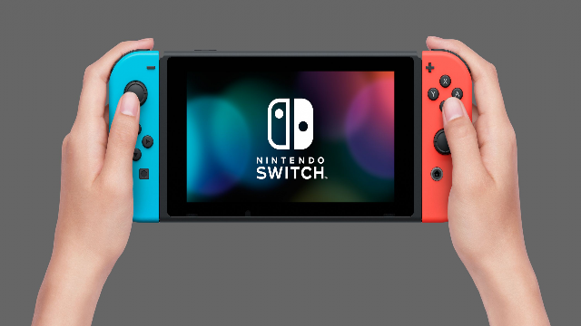 Hands-On With Nintendo Switch