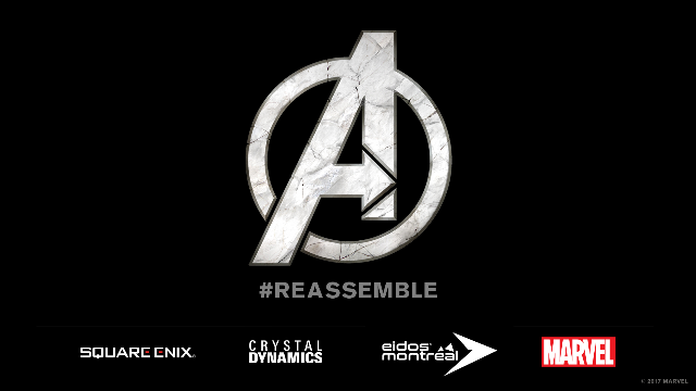 Square Enix/Marvel Announce Massive Partnership
