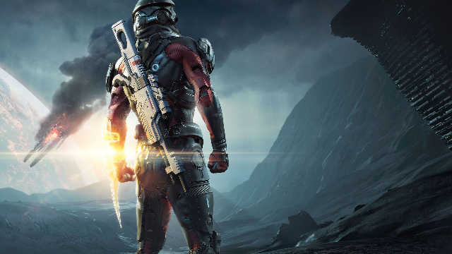Mass Effect Gameplay Trailer Released
