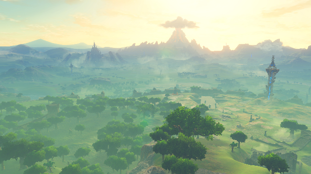 Zelda: Breath of the Wild Spoilers Leak Online