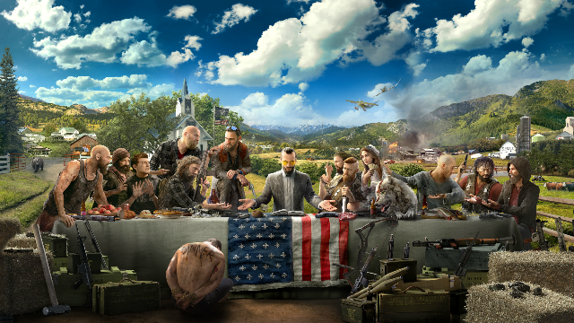 Far Cry 5 Trailers Released