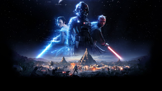 Star Wars Battlefront II Post Launch Content Announced